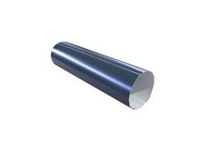 Grupo alumicaleira tubo de alum nio lacado redondo 80 - Tubo de aluminio redondo ...