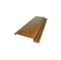 Picture of Wood Look Aluminium Ceiling Plank - Rounded Corner
